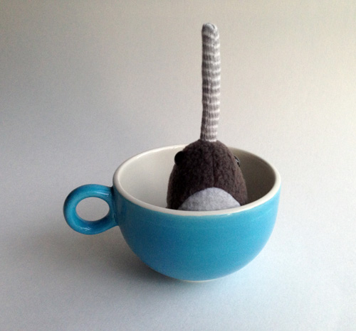 teacup narwhal