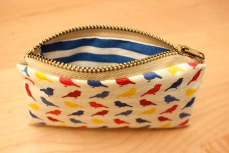 little birdie pouch