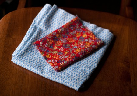 vintage red quilt back fabrics
