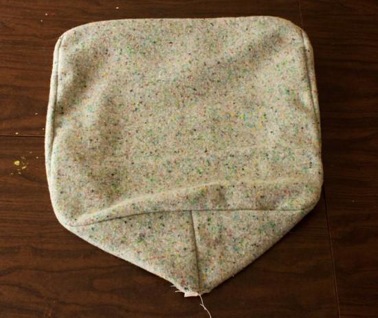hassock upholstery cushion-cushiontop