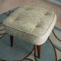 hassock-upholstery complete