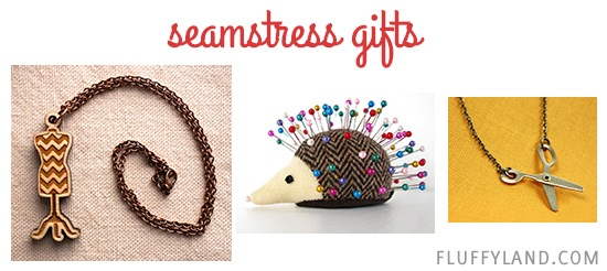 seamstress gift guide: sewing tools