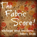 the fabric score - a fabric shop on etsy