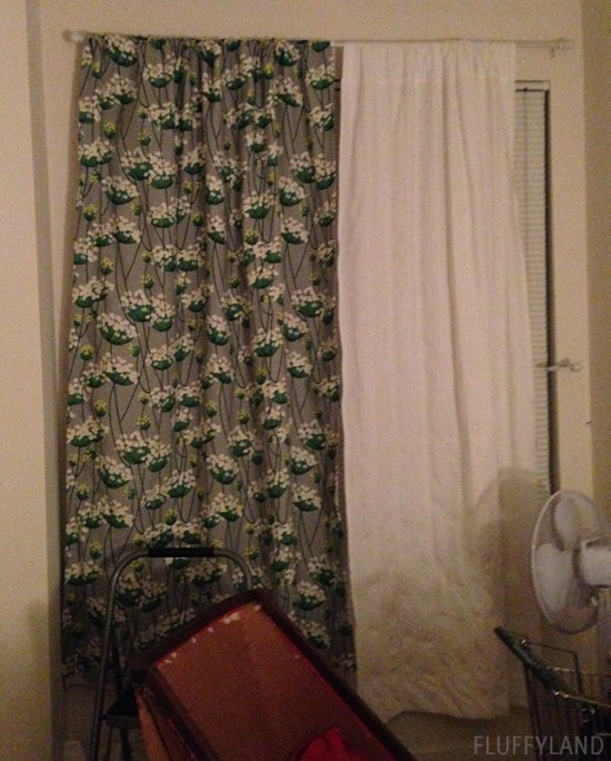 wiwo: sewing blackout curtains