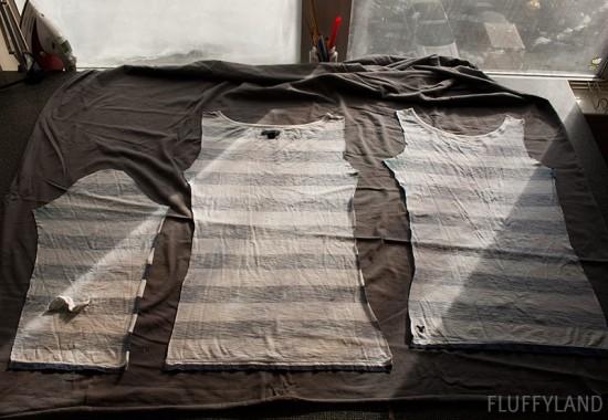 wiwo: copycat t-shirt in progress