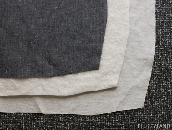 x-stitch textured pillow tutorial