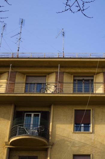bikes & balconies