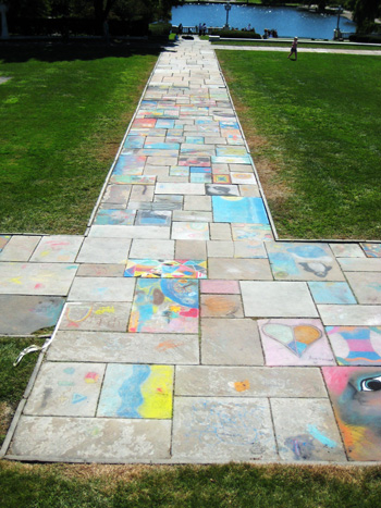 happy chalk
