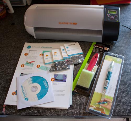 Silhouette Digital Cutter A Review Fluffyland Craft